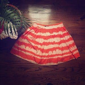 Very cute Summery Orange/Pink Skirt